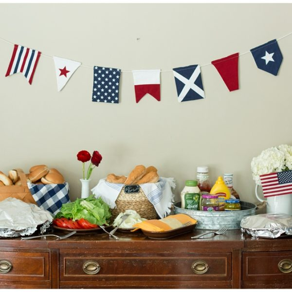 4th of July Cottage Decor | Joy Filled Occasions | Personal