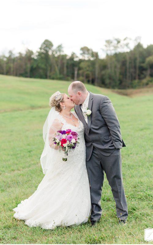 Craig & Kristen's 10 Valley Farms Wedding | Greesburg Wedding Planner